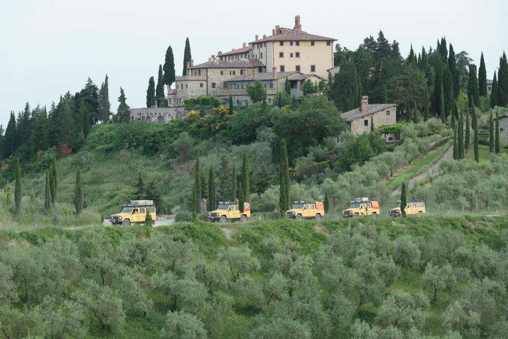 Visites guidées de la Toscane