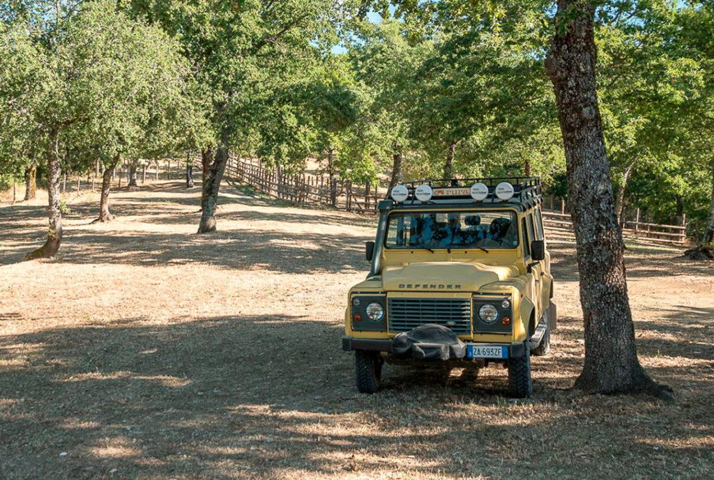 Chianti jeep tour excellence gastronomique toscane